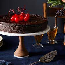 Black Fruit Cake