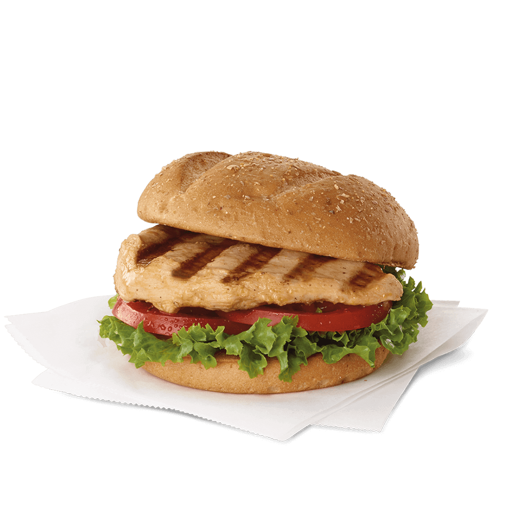 Grilled Chicken Sandwich Deluxe