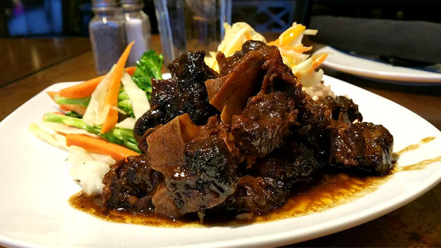 Oxtail