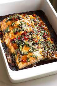Tai Chili Salmon
